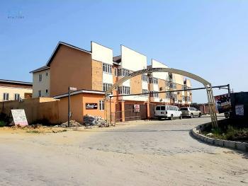 Lovely 4 Bedrooms Terraced Duplex, Orchid Hotel Road, Opp Buena Vista Estate, Lafiaji, Lekki, Lagos, Terraced Duplex for Rent