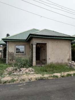 Almost Completed 4-bedroom Bungalow, Comr  Newton Kwale Street, Okpe, Delta, Detached Bungalow for Sale