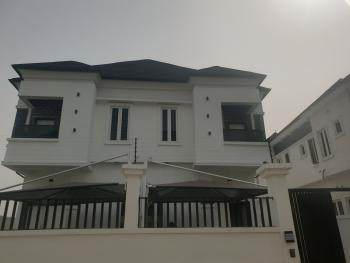 Neatly Built 4 Bedroom Semi Detached Duplex, Chevron Alternative, Lekki, Lagos, Semi-detached Duplex for Sale