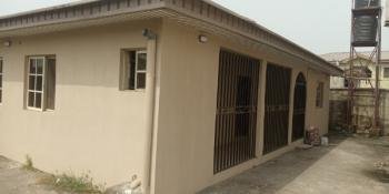 Well Finished Three Bedroom Bungalow, Genesis Road, Ado, Ajah, Lagos, Terraced Bungalow for Rent