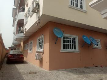 Well Finished 3 Bedroom Flat with a Room Bq, Eletu Estate Opposite Victory Park Osapa Lekki Lagos, Osapa, Lekki, Lagos, Flat for Rent