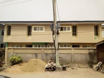 Well Finished 3 Bedroom Semi  Detached Duplex, Falolu Street Surulere Off Ogunlana Drive, Ogunlana, Surulere, Lagos, Semi-detached Duplex for Rent