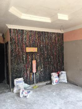 Clean 2 Bedrooms Flat with P.o.p Finishes in a Secured Estate, Banmako Estate Close to Omole Ph1, Akiode, Ojodu, Lagos, Flat for Rent