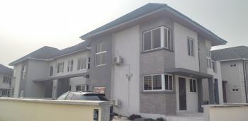 4 Bedroom Duplex with Fiited Kitchen and a Room Bq, Pinnock Beach Estate, Lekki, Lagos, Semi-detached Duplex for Rent