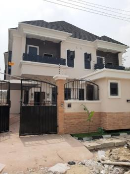 4bed Ensuite Semidetached Duplex with Bq, By Chevron Alternative Route, Lekki Phase 2, Lekki, Lagos, Semi-detached Duplex for Sale