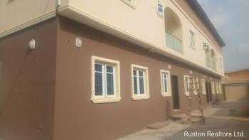 Serviced Luxury 4 Bedroom Terrace Duplex with 2 Living Rooms, Oluyole Estate, Ibadan, Oyo, Terraced Duplex for Rent
