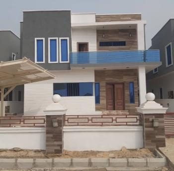 Tastefully Finished 4units of 5bedroom Fully Detached Duplex with Bq,, Megamound Lekky County Estate, Lekki Phase 2, Lekki, Lagos, Detached Duplex for Sale