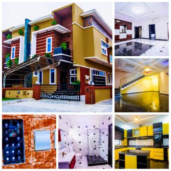 Luxury 4 Bedroom Semidetached Smart House + Bq., Chevron, Lekki Expressway, Lekki, Lagos, Semi-detached Duplex for Sale
