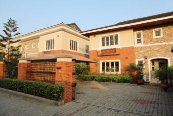 4 Bedroom with a Bq Water Front View, Osborne Phase 1, Opposite Forshore Towers, Osborne, Ikoyi, Lagos, Semi-detached Duplex for Rent