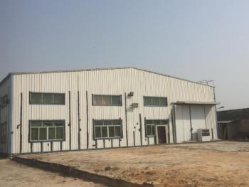 700 Square Meters of Warehouse, Sangoted, Sangotedo, Ajah, Lagos, Warehouse for Rent