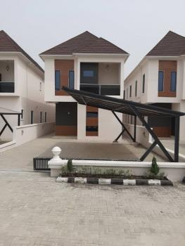 5 Bedroom Luxury Detached Duplex with a Room Bq, Orchids Hotel Road By Chevron Tollgate Lekki Lagos, Lekki Phase 2, Lekki, Lagos, Detached Duplex for Sale