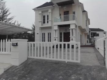 Majestic 5 Bedroom Detached Mansion Built for Contemporary Living, Lekki County Homes, Ikota Villa Estate, Ikota, Lekki, Lagos, Detached Duplex for Sale