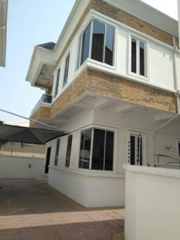 4 Bedroom Luxury Semi Detached Duplex with a Room Bq, Ikota Villa Estate Lekki Lagos, Lekki Phase 2, Lekki, Lagos, Semi-detached Duplex for Rent