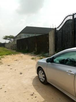 Fenced Dry Land, Sea Side Estate, Badore, Ajah, Lagos, Residential Land for Sale