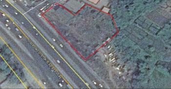 Prime Land 4000sqm, Along Apapa - Oworonshoki Express Way, Gbagada Ind Estate, Gbagada, Gbagada, Lagos, Industrial Land for Sale