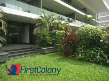 Elegant 3 Bedroom Apartment with Great Facilities, Off Bourdillon Road, Old Ikoyi, Ikoyi, Lagos, Flat for Rent