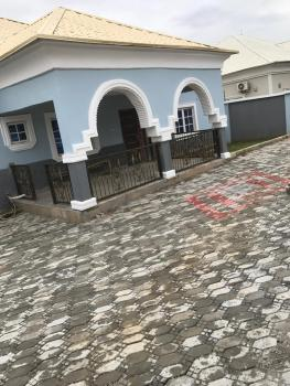 4 Bedroom Bungalow with Bq  in an Estate, Life Camp, Gwarinpa, Abuja, House for Sale