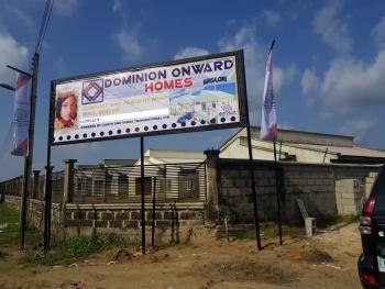 Newly Built Homes, Dominion Onward Homes, Opposite Fara Park, Sangotedo, Ajah, Lagos, Flat for Sale