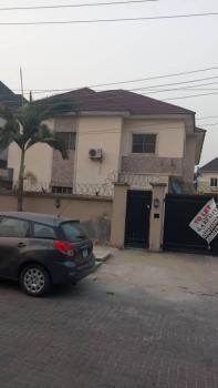 Lovely 3 Bedroom En-suite Flat, Chevyview Estate Chevron Lekki, Lekki, Lagos, Flat for Rent
