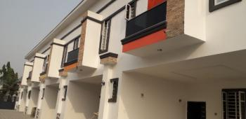 a Newly Finished Luxury 4 Bedroom Terrace Duplex, Peninsula Estate By Conoil Filling, Ajiwe, Ajah, Lagos, Terraced Duplex for Sale