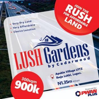 Land, Close to Dangote Jetty, Apakin, Ibeju Lekki, Lagos, Mixed-use Land for Sale