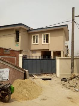 a Semi Detached 2 Bedroom Duplex Corner Piece, Falolu Street Off Ogunlana Surulere Lagos, Ogunlana, Surulere, Lagos, Semi-detached Duplex for Rent