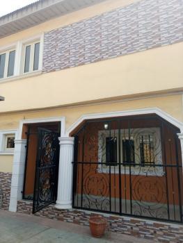 Tastefully 3 Bedroom Flat, Off Ajayi Road, Ogba, Ikeja, Lagos, Flat for Rent