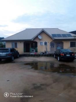 a Well Finished 2 Units of 2 Bedrooms Flat with 2 Big Shops (excision), Ogombo Road Behind The Market, Sangotedo, Ajah, Lagos, Block of Flats for Sale