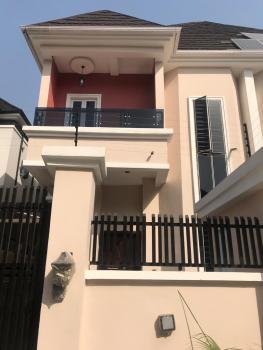 Specious Brand New 4 Bedroom Duplex  with Bq, Chevron Lekki, Lekki, Lagos, Semi-detached Duplex for Rent