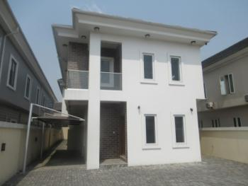 Brand New Detached House with 2 Rooms Bq, Lekki Phase 1, Lekki, Lagos, Detached Duplex for Rent