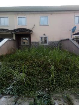 Executive 3 Bedroom Terrace Duplex, Hormony Estate, Port Harcourt, Rivers, Terraced Duplex for Sale