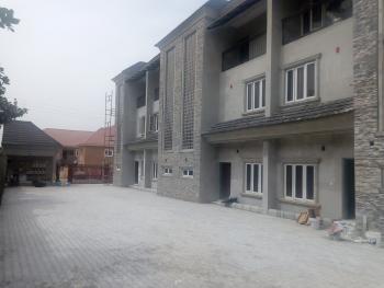 4 Bedrooms Terraced Duplex with a Room Bq, Life Camp, Jabi, Abuja, Terraced Duplex for Sale