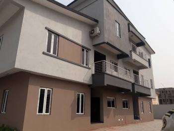 Massively Built 2 Bedrooms Terrace, Lekki Scheme 2, Abraham Adesanya, Sangotedo, Ajah, Lagos, Terraced Duplex for Sale