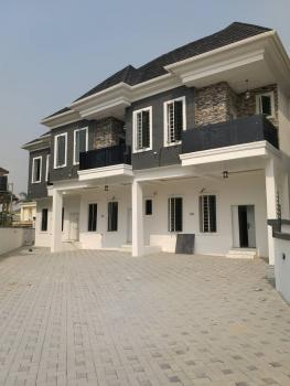 Luxurious 3units of 4 Bedrooms Available, Ikota, Lekki Phase 2, Lekki, Lagos, Terraced Duplex for Sale