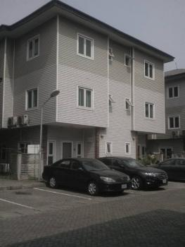 Fully Furnished 4 Bedroom Terrace Duplex with a Bq, Yaba, Lagos, Terraced Duplex for Sale