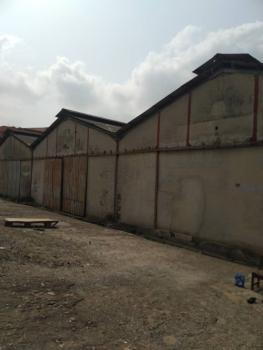 2 Acre Land with 3 Bay Warehouse, Ikeja, Lagos, Warehouse for Sale
