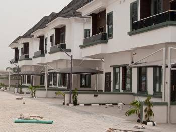 Fantastic Serviced Semi-detached Duplex, Ikota Villa Estate Behind Mega Chicken, Lekki Expressway, Lekki, Lagos, Semi-detached Duplex for Sale