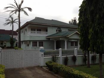 7 Bedroom Detached House with 2 Guest Chalets, Asokoro District, Abuja, Detached Duplex for Sale