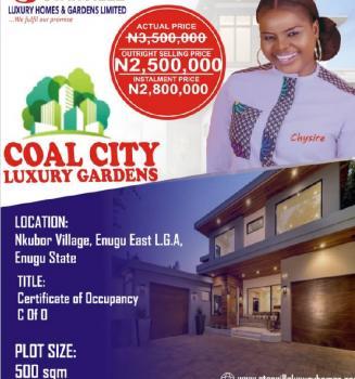 Estate Land, Nkubor, Village, Emene, Enugu, Enugu, Residential Land for Sale