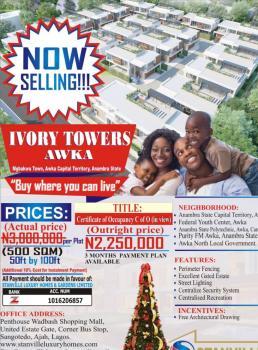 Estate Land, Mgbakwu, Village, Awka, Anambra, Residential Land for Sale