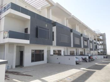 5 Bedrooms+bq, Guzape District, Abuja, Terraced Duplex for Sale