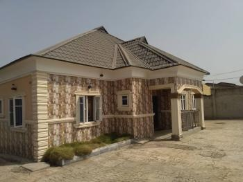 a Three Bedroom Bungalow with Modern Necessary Facilities, Shagari Village, Akure, Ondo, Detached Bungalow for Sale