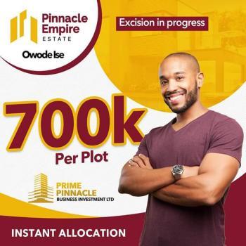 Estate Land, Lekki Free Trade Zone ,.  Owode-ise Lacampagne, Eleko, Ibeju Lekki, Lagos, Residential Land for Sale