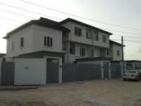 4 Bedroom Luxury Terrace With Boys Quarters, , Lekki, Lagos, 4 Bedroom, 5 Toilets, 4 Baths House For Sale