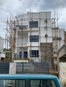 an Almost Finished 5-bedroom Semi-detached Property in a Highbrow Estate, Citiscape Estate, Guzape District, Abuja, Semi-detached Duplex for Sale