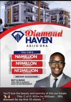 Esate Land Dry Land, Abijo Gra, Sangotedo, Ajah, Lagos, Residential Land for Sale