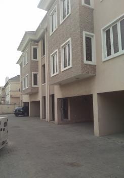Luxury 4 Bedroom Terrace, Off George Enenmoh Street, Lekki Phase 1, Lekki, Lagos, Terraced Duplex for Rent