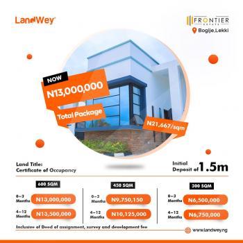 Frontier Estate with C of O, Abijo-gra, Bogije, Ibeju Lekki, Lagos, Mixed-use Land for Sale