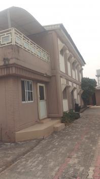4 Bedroom Semi Detached Duplex with Bq, Ikeja Way,dolphin Estate, Ikoyi, Lagos, Semi-detached Duplex for Rent