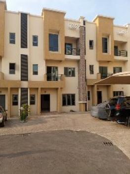 4bedroom Terrace Duplex with a Room Bq, Jabi By Airport Junction, Jabi, Abuja, Terraced Duplex for Sale